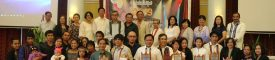 22 groups and individuals recognized as Achievers in Agriculture in Cordillera