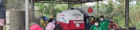 2 Kalinga Coops receive rice farm machineries from DA-Philmech